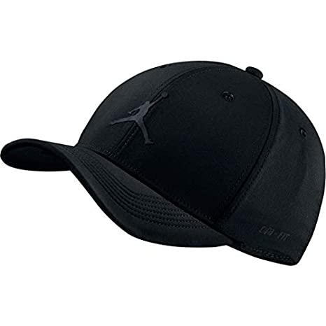 Nike Jordan Classic 99 Gorra de Tenis, Unisex Adulto, Negro (Black), S/M: Amazon.es: Deportes y aire libre