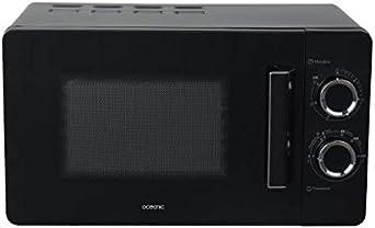 SIA DTM20BL 20 L autoportant comptoir 700 W Numérique Noir Four micro-ondes