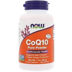 CoQ10, Pure Powder, 1 oz (28 g)