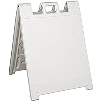Amazon Com Deluxe Signicade A Frame Sidewalk Curb Sign
