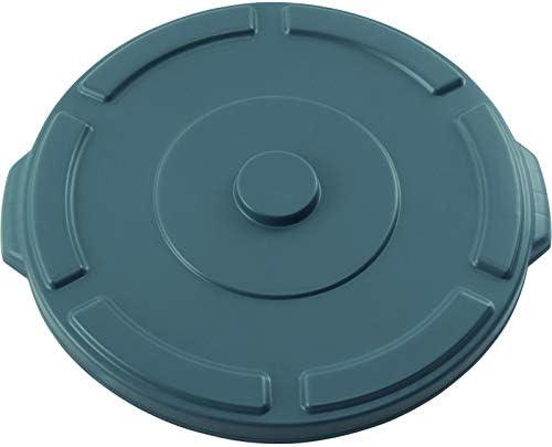 55 cm Gris Plastique 7500 cl Coloris au choix Stalgast Couvercle pour Poubelle Thor 75 L