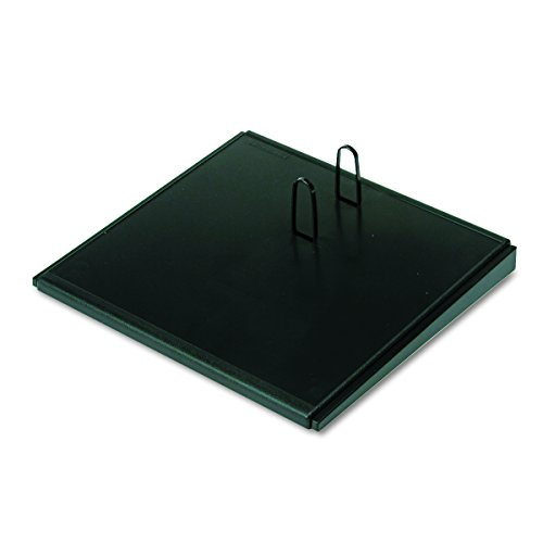 AT-A-GLANCE E21-Style Desk Calendar Base, Black, 9.38 x 10.13 x 1.93 Inches (E21-00)