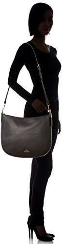 Pebbled Leather 32 Coach Black Coach Black Chelsea Chelsea Bag Hobo wFXqtfv