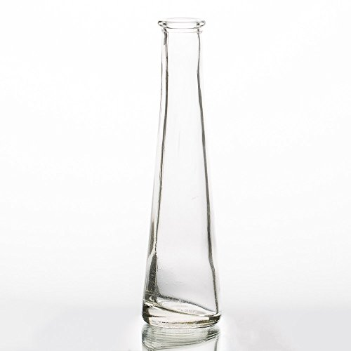 Richland Tapered Bud Vase Clear 7