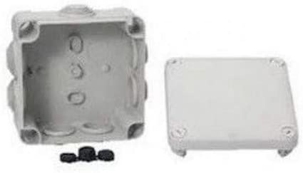 Abzweigdose 105x105x55mm 7 T/üllen /Ø25 Schneider ENN05005 Mureva BOX