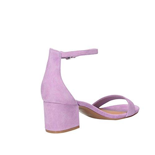 Steve Madden SMSIRENEE-Lavs Sandalias Mujer Purpura