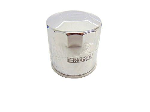 Emgo Oil Filter 10-82220 Honda 98-07 VT750 Shadow 98-07 VT1100 Shadow Sabre Aero (Vt1100 Honda 07 Sabre)