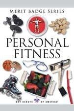 BSA Personal Fitness Merit Badge Book