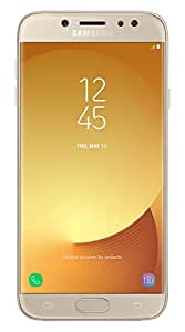 Samsung Galaxy J7 Pro SM-J730F Akıllı Telefon, 32 GB, Altın (Samsung Türkiye Garantili)