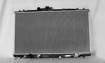 TYC 2938 For ACURA MDX 1-Row Plastic Aluminum Replacement Radiator