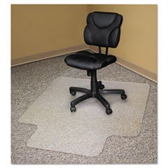 - Advantus Recycled Chair Mats For Carpets, 53 x 45, Slightly Tinted AVT-50121