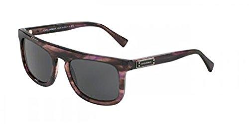 Dolce & Gabbana Sonnenbrille (DG4288) STRIPED VIOLET