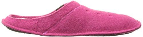 Crocs Unisexe Pantoufle Classique Mule Bonbon Rose / Flocons Davoine