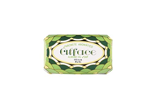Claus Porto Alface Almond Soap for Unisex, 12.4 Ounce