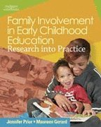 Family Involvement in Early Childhood Education: Research into Practice - with Booklet