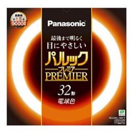 【まとめ 5セット】 PANASONIC パルックプレミアム蛍光灯丸形 FCL32EL/30HF B07KNSSLVW