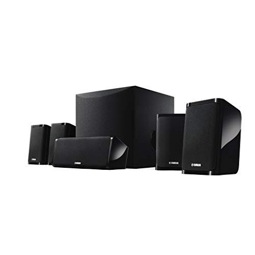 Yamaha NSP41 Homecinema 5.1 luidspreker zwart