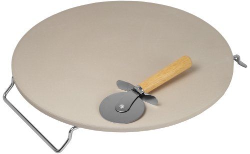 Sunbeam 3-Piece Pizza Baking Stone Set by Sunbeam
