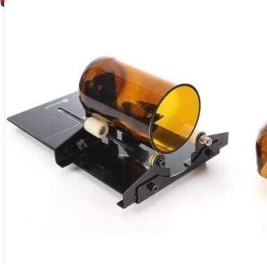 Yudanny Bricolage R/églable Verre Bi/ère Bouteille De Bouteille Bocal Recycle Artisanat Outils De Coupe