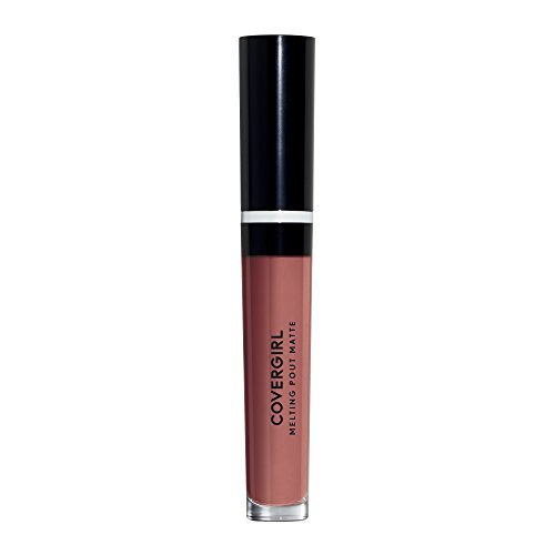 COVERGIRL Melting Pout Matte Liquid Lipstick, Ballerina, 0.11 Pound (packaging may vary)