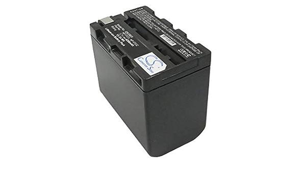 dcr-pc4e Dcr-pc1e Premium Batería Para Sony Dcr-pc3e Dcr-pc3 Np-fs33 Dcr-pc4