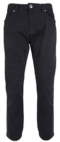 A|X Armani Exchange Men's Stretch Colored Moto Denim, Black, - Suits Armani Jeans