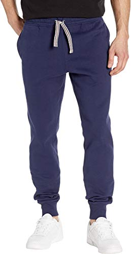 Fila Men's Visconti Jogger Pants, Peacoat, L
