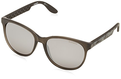 Grey 5001 Speckled Black Gafas Camugry Carrera sol Gris para mujer Cat eye de Grey SHZqnOaw7