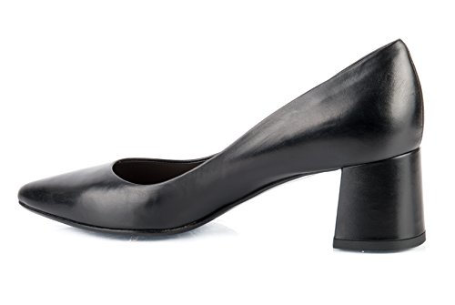 CHANTAL Scarpe Decolletè Donna 433 Capretto Nero Autunno Inverno 2017