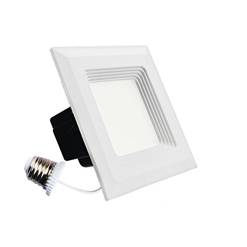 Luxrite Lr23039 2 Pack 15w 5 6 Inch Led Square Retrofit