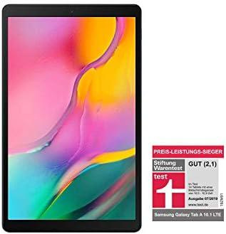 "Samsung Galaxy Tab A (2019,4G/LTE) SM-T515 32GB 10.1"" Factory Unlocked Wi-Fi + 4G/LTE Tablet - International Version, No Warranty (Black)"