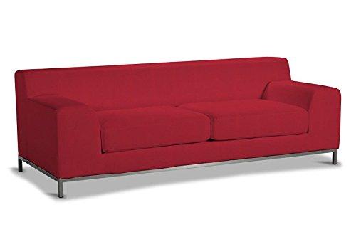 saustark design cover for ikea kramfors 3 seater sofa bahama red blog