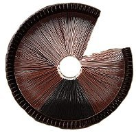 Trophy Ridge Replacement Whisker Biscuits, Brown, Small