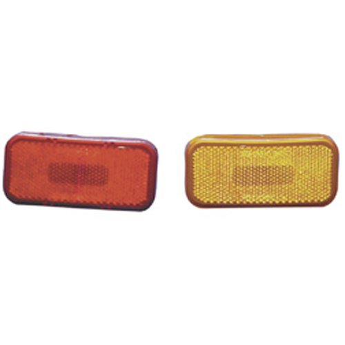 Fasteners Unlimited 89-237R Red Replacement Lens