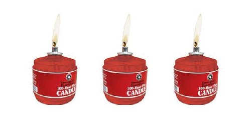 Hour Plus Emergency Candles HOLIDAY