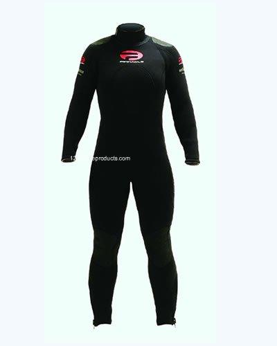 (Pinnacle Cruiser 5 5mm Women's Jumpsuit - Medium/Tall)