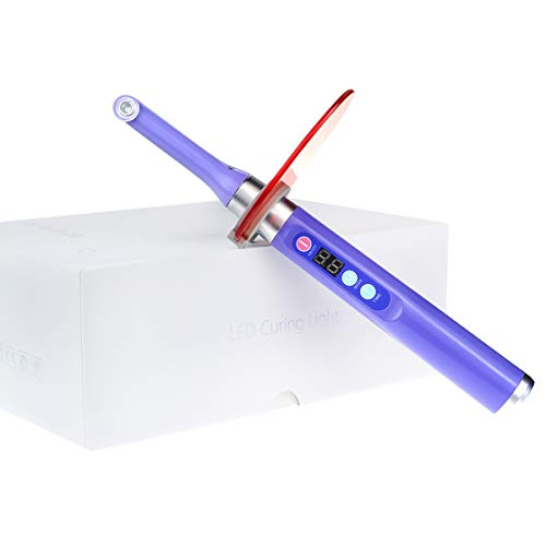 Cordless Led Curing Light in US - 7