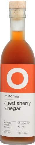 O California Aged Sherry Vinegar (Pack of 3) by O OLIVE OIL & VINEGAR