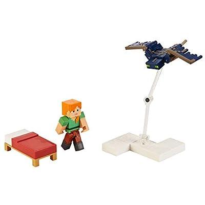 Minecraft Comic Mode Phantom and Alex 2-Pack: Toys & Games
