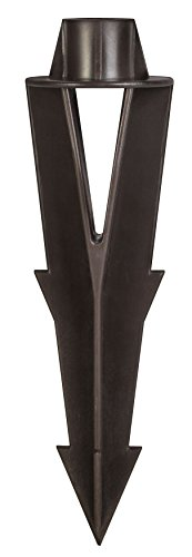 Hinkley Bronze Outdoor Lighting - Hinkley Lighting 9-Inch Composite Ground Spike - 9