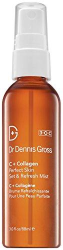 Dr Dennis Gross C+ Collagen Perfect Skin Set & Refresh Mist, 3 Ounce