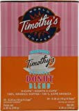 Timothy's World Coffee, Original Donut Blend, 24-Count K-Cups for Keurig Brewers For Sale