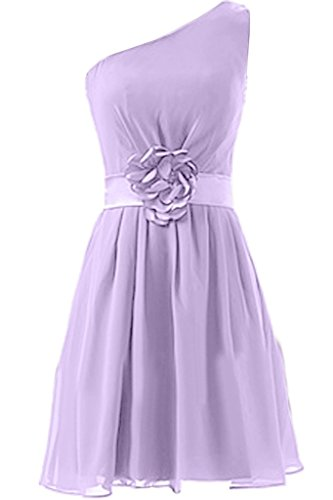 Missdressy - Vestido - plisado - para mujer Lavanda