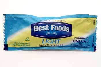 Best Foods Light Mayonnaise (Pack Of (Best Foods Light Mayonnaise)