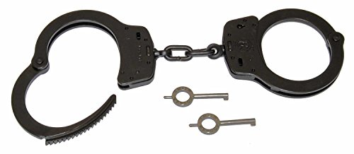Smith and Wesson Model 100M Melonite Finish Handcuffs (Smith Wesson Handcuffs &)