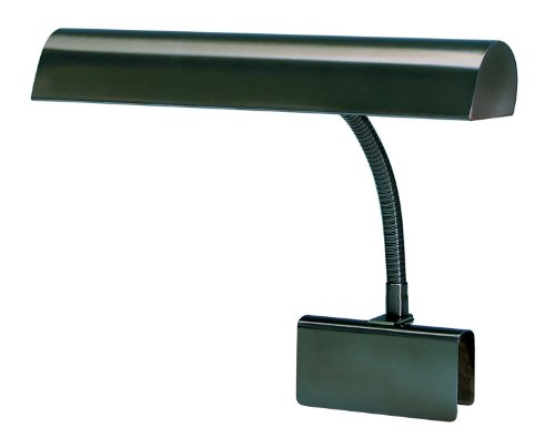Piano Lamp Adjustable Grand (House Of Troy GP14-81 Grand Piano Lamp 14