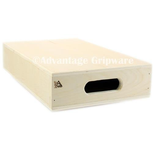 Advantage Gripware Apple Box Posing Prop, Half Apple Box (12x20x4'')