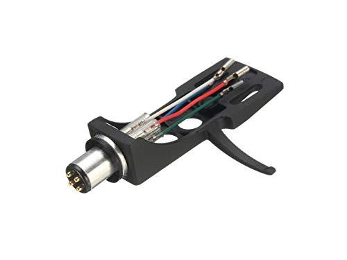 (Black Turntable Headshell Mount Replacement for Technics SL1200 SL1210 MK2)