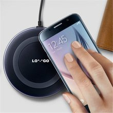 Teléfono móvil inalámbrico rápido cargador para Samsung ...