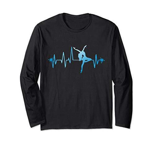 Dance Girl Heat Beat T-Shirt Cute Dancing Dancer Ballet Gift